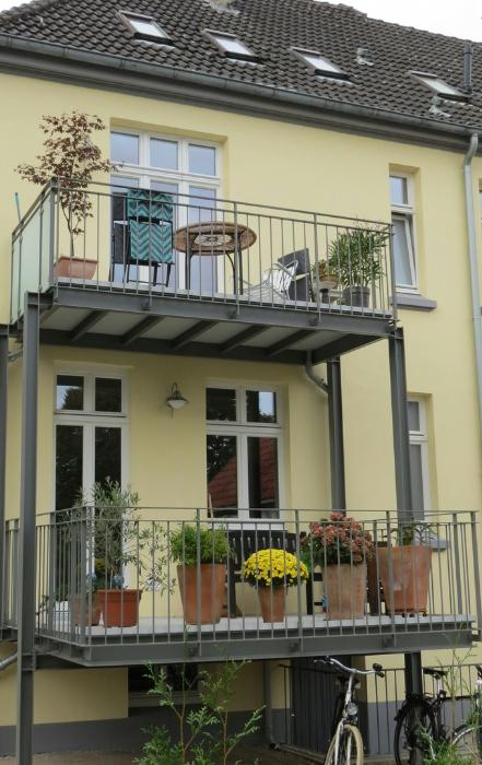 bsg metallbau gmbh balkonanlage recklinghausen. Black Bedroom Furniture Sets. Home Design Ideas